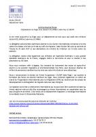 2018 03 15_CP E Chalas_Déplacement au Sahel