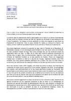 2018 03 19_CP E Chalas_Déplacement au Sahel CR