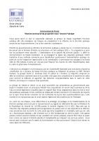 20180418 CP Emilie Chalas_Groupe de travail Fonction publique