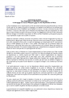 20181012_CP Chalas_les LR, les collectivités et la taxe d'habitation