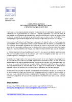 20181210_CP Chalas_Annonces du Président de la République