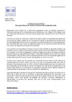 20190206_CP Emilie Chalas_Rapport démocratie locale