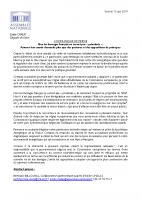 20190614_CP Emilie Chalas_pivatisation des barrages