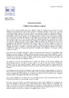 20200423_Madame_Emilie_CHALAS,_Députée_de_l'Isère_Réflexion
