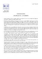 20200507_CP_Madame_Emilie_CHALAS,_Députe_de_l'Isère_Une_ville_pour