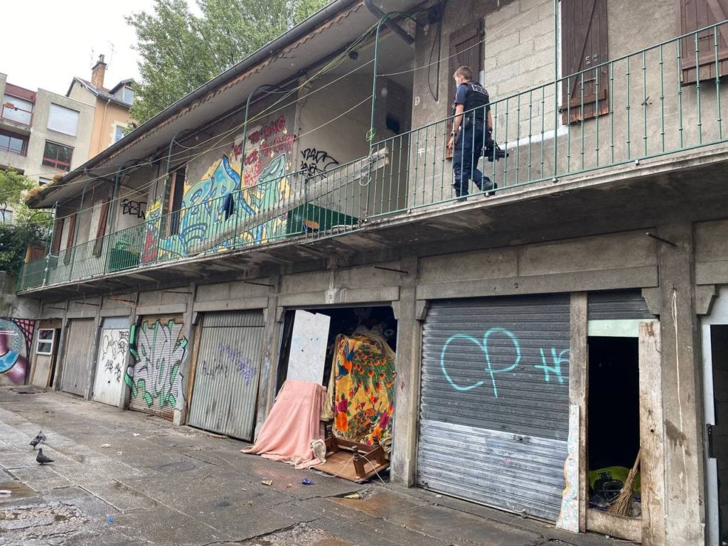 Expulsion des occupants du squat Jean Macé : « La dignité retrouvée, un soulagement pour tous. »