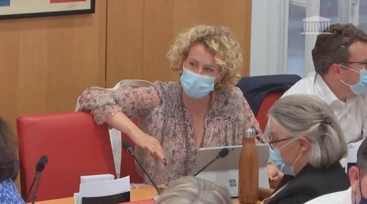 Stratégie vaccinale contre la COVID19 : vers l'obligation vaccinale pour tous les Français de plus de 12 ans? Ma question à Olivier Véran.
