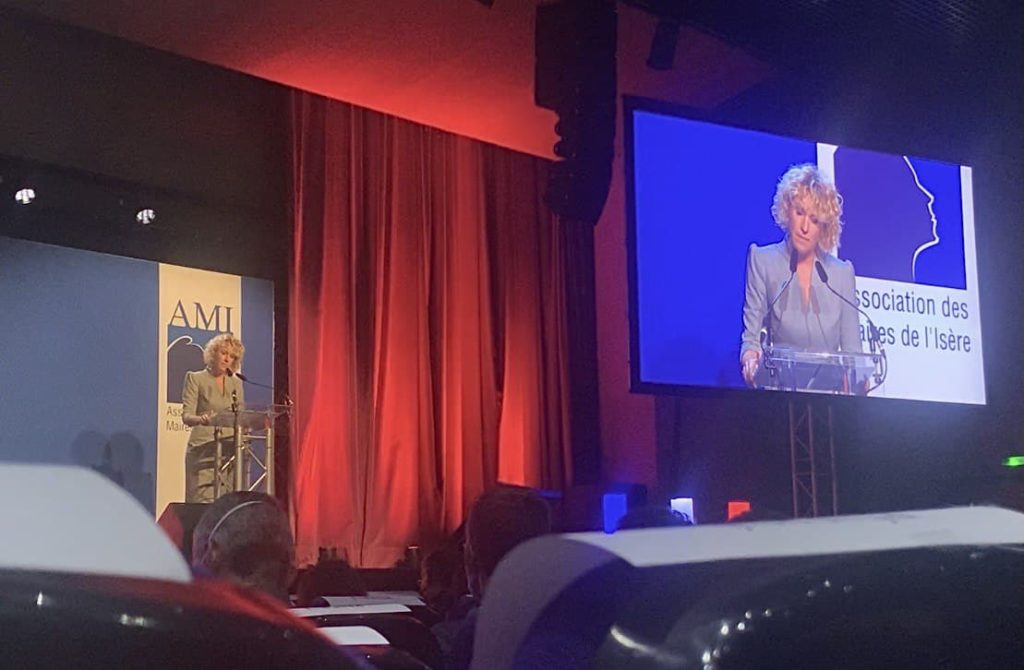 Mon discours lors du Congrès des Maires de l'Isère du 16 octobre 2021