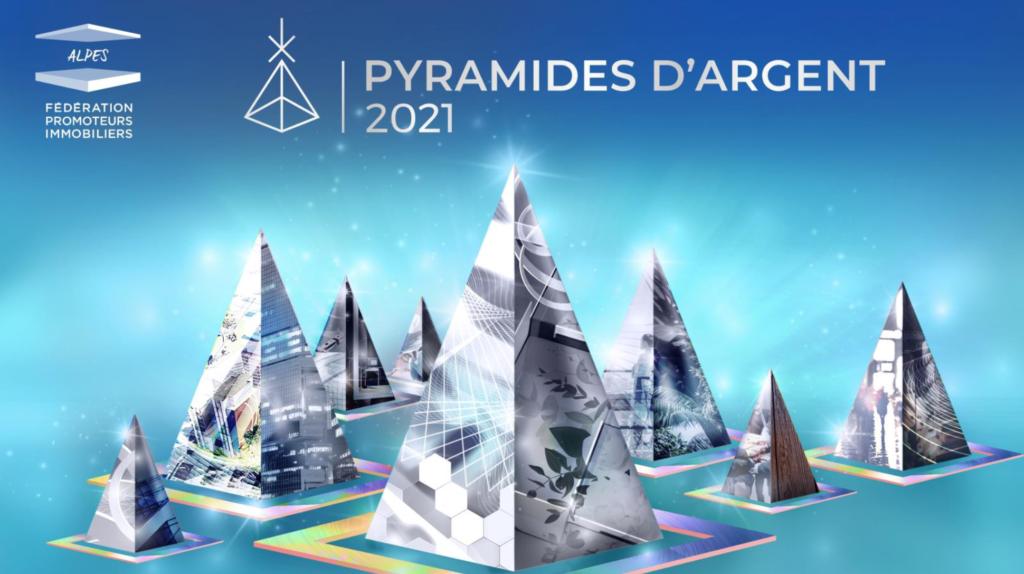 Penser la ville de demain: remise des Pyramides d'Argent 2021 à Grenoble